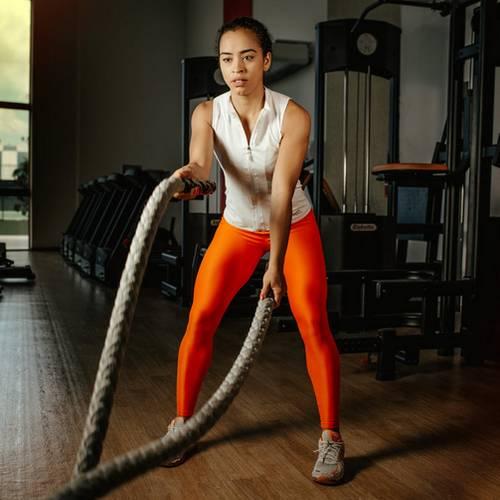 Cross-fit, sport en salle, protéines Bio, barres énergétaiques Bio, spiruline Bio. Chez DP-Elittis