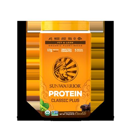 Syanergie de Protéines Végétales Bio, Classic-Plus -Chocolat-