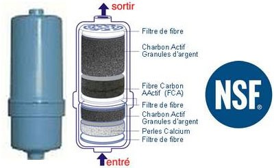Filtre Ionic 500 et Ionic 500 SH