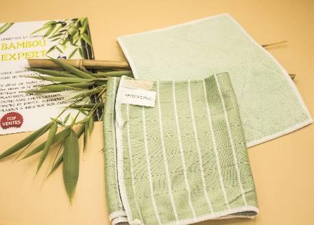 MicroFibre Bambou Expert -x2