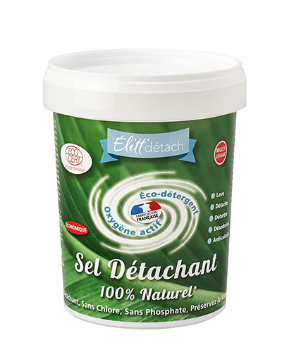 Sel Détachant Elitt' détach 1Kg
